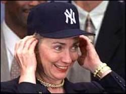 Clintonbaseballcap